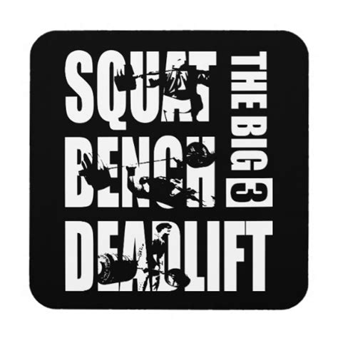 squat bench deadlift powerlifting big 3 gym apparel physical culturist
