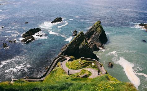 Google Dublin by Image Gallery Dunquin Ireland