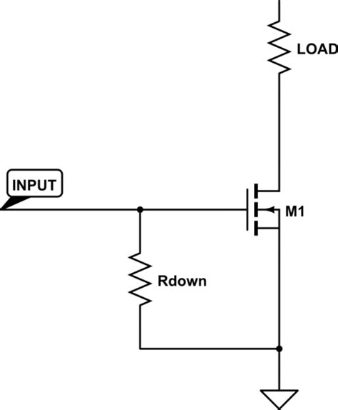pull resistor microcontroller microcontroller when to use pull vs pull up resistors electrical engineering stack