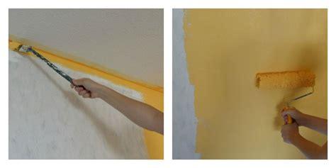 decke und wände in gleicher farbe streichen w 228 nde farbig streichen so wird s gemacht der wohnsinn