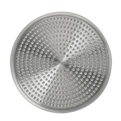 oxo bathtub drain protector oxo good grips ss shower stall drain protector homeware