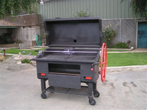 Handmade Bbq Grill - custom bbq pits1 home design ideas