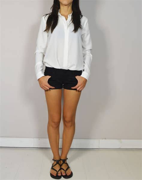 fotos de chinas cogiendo con negros vergudos look para chica shorts vuelta color negro combinado con