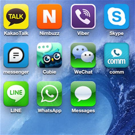 mobile messenger app mobile messaging apps to become integrated social media