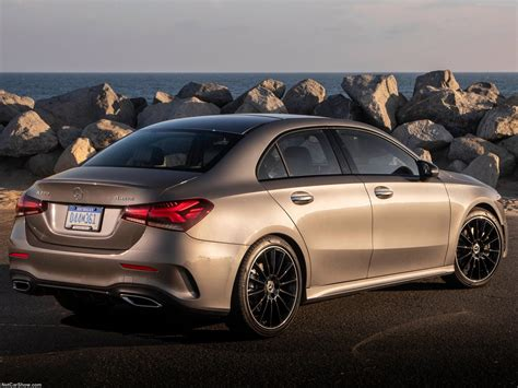 2019 Mercedes A Class Usa by Mercedes A Class Sedan Us 2019 Picture 48 Of 176
