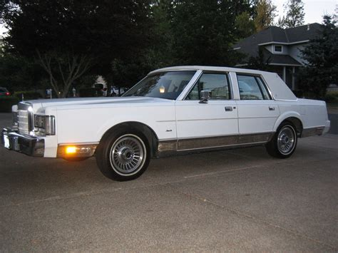 all car manuals free 1988 lincoln town car auto manual white 1988 lincoln town car for sale mcg marketplace