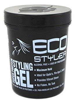 styling gel on black hair eco styler styling gel super protein black review is it