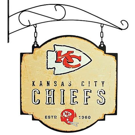 bed bath and beyond kansas city nfl kansas city chiefs tavern sign bed bath beyond