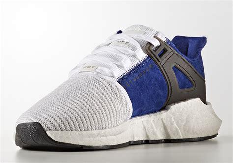 Adidas Eqt Support 93 17 Boost Original Bnib Dibawah Harga Recsell adidas eqt support 93 17 white royal bz0592 sneakernews