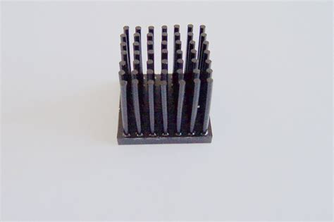 China Sparse Pin Fin Heat Sink China Pin Fin Heatsink