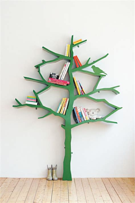 give your books some store them on this tree