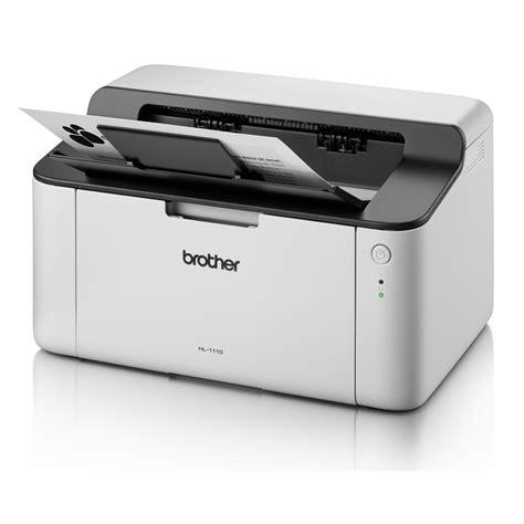 reset impresora brother hl 1110 brother hl 1110 l 225 ser monocromo impresora