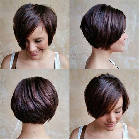 trend  haircuts   shorts bob hairstyles