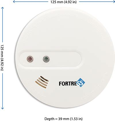 total home security systems features overview fortress