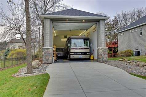 house plans with extra large garages exteriors traditional garage minneapolis by