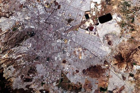 imagenes satelitales ciudad de mexico landsat
