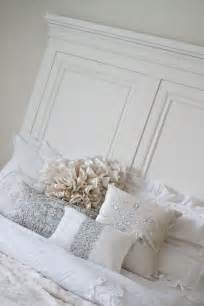 White Headboard King White King Panel Headboard Diy Projects