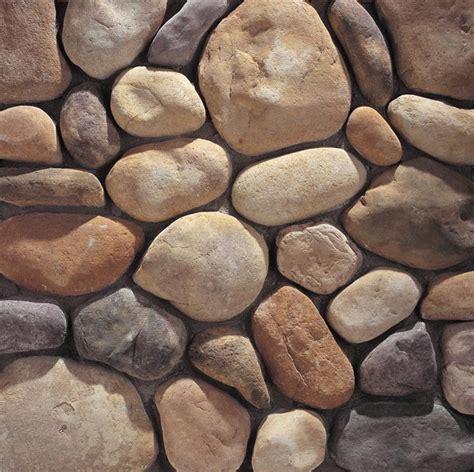 Eldorado Stone River Rock Stone Veneer