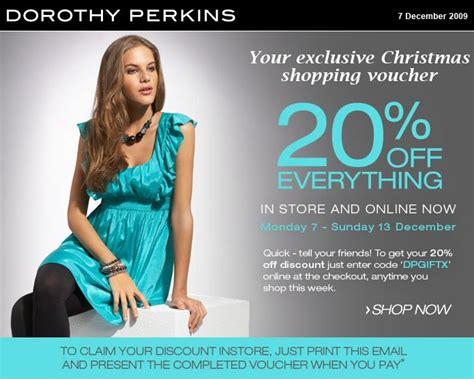 discount vouchers dorothy perkins 20 rabat kode hos dorothy perkins emilie delance blog