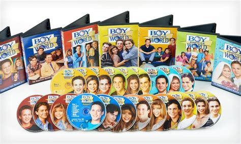 Gir Set 1 boy meets world dvd collection groupon goods