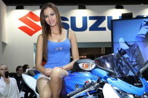 suzuki gsxr  milano motosiklet fuari fotograf