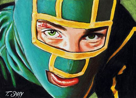 sketchbook kickass kickass sketch card by dr horrible on deviantart