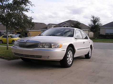 old car manuals online 1999 lincoln continental electronic throttle control superior one 1999 lincoln continental specs photos modification info at cardomain