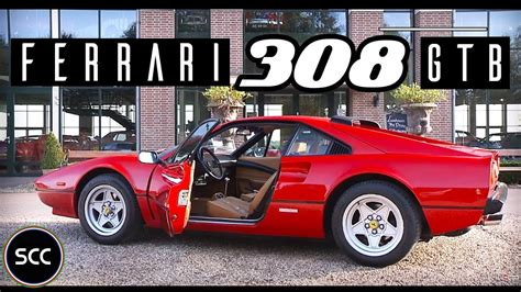 Ferrari 308 Engine by Ferrari 308 Gtb Qv 1983 Full Test Drive In Top Gear