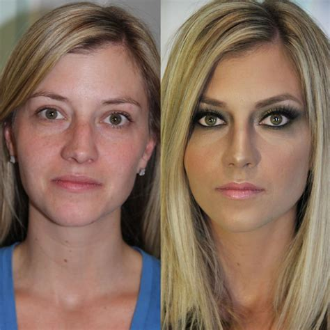 Makeup Makeover Before And After Makeup Transformation Photos You Won T