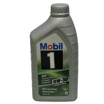 mobil 0w30 mobil 1 esp 0w 30 engine oils at 123spareparts co uk