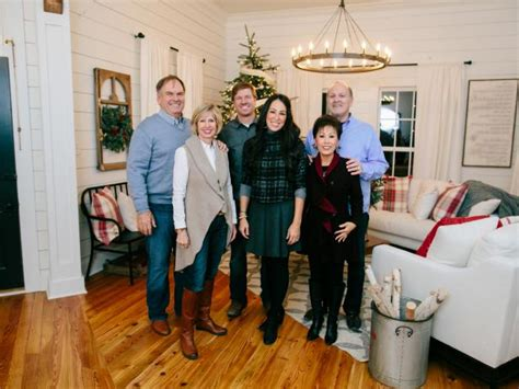 joanna gaines parents a chip and joanna holiday photo album hgtv s fixer upper