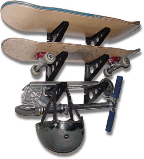 How To Make A Skateboard Rack by Skateboard Storage Rack Rack Storeyourboard