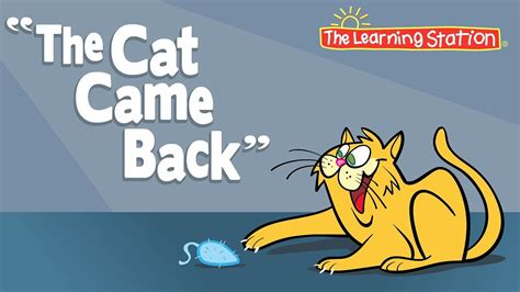the cat came back testo quot the cat came back quot