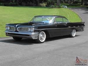 1959 Pontiac Bonneville 1959 Pontiac Bonneville 2dr Hardtop Tri Power Stick Shift