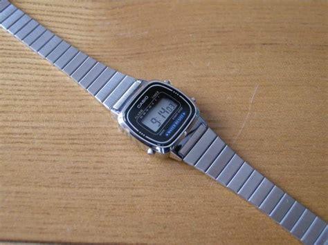 orologi casio anni 80 orologio casio donna alarm timer anni 80 a brescia