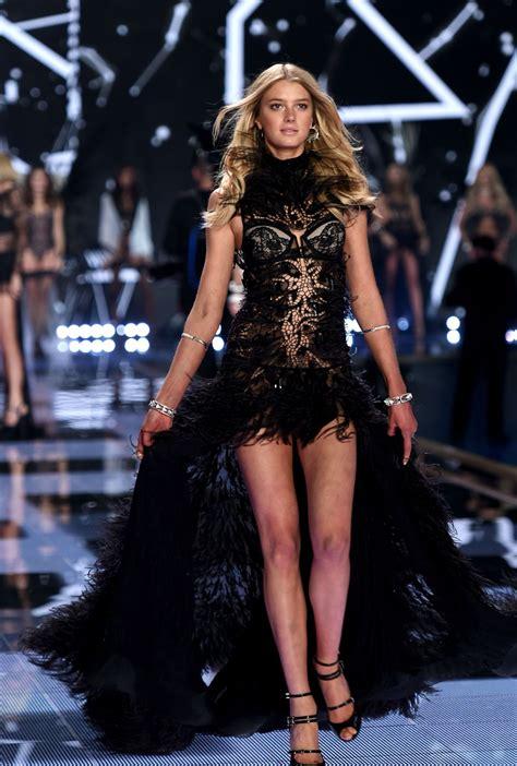 s runway secret sigrid agren at 2014 s secret fashion show