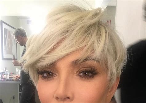 pics of chris jenners different hairstyles carrie underwood reveals why she might look a bit