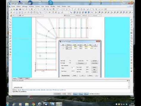 staircase design software design a stair with free software youtube