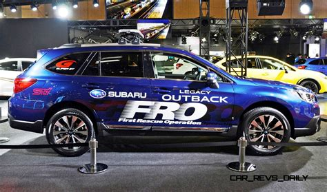 2015 subaru outback modified 2015 subaru wrx sti rally racecars