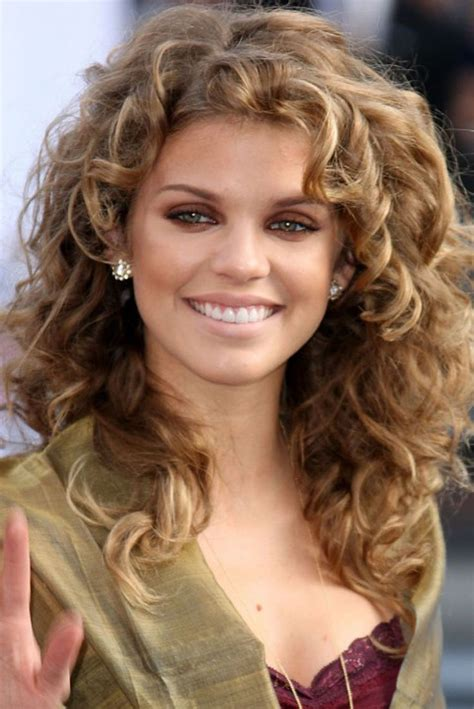 Hairstyle Curly Hair by Best Hairstyles For Square Shape Square