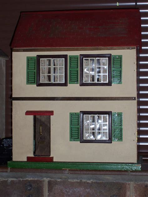 anglesey dolls houses 1930 s triang elfin dolls houses past present