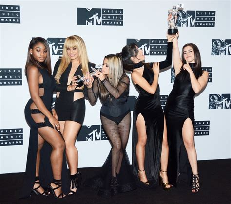 fifth harmony music videos 2016 mtv video music awards press room picture 7