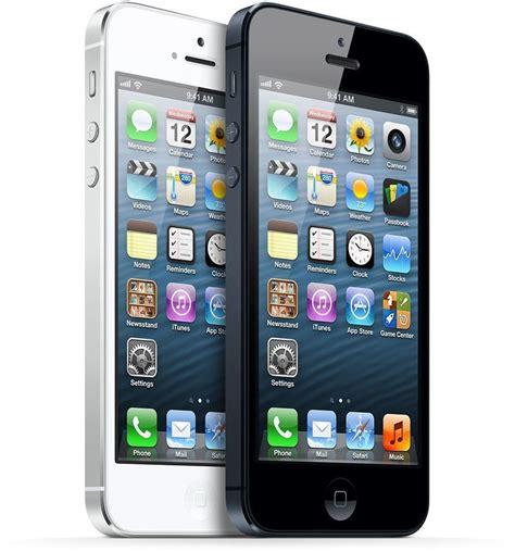 iphone 5 mp apple iphone 5 16gb g 252 nstig kaufen smartphone