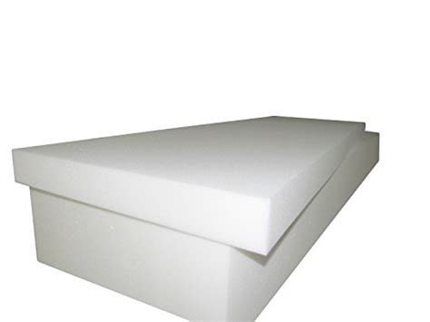 sofa cushion foam prices seat cushion high density 7 quot x 24 quot x 80 quot 1546 quot firm