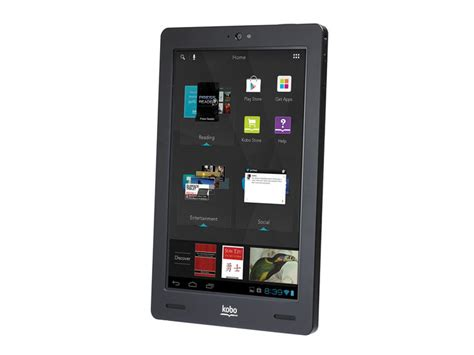 kobo for android kobo arc gets android 4 1 jelly bean