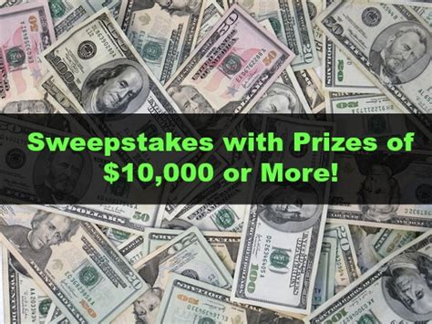 Free Online Sweepstakes To Win Money - sweepstakes contests giveaways win money prizes and autos post