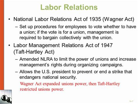 national labor relations act section 8 attract train and retain ppt download