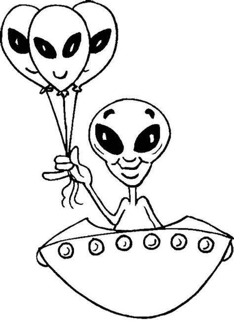 alien coloring pages coloringpages1001 com