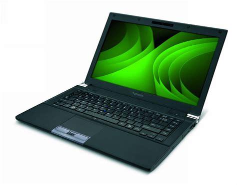 toshiba tecra  series business laptops ubergizmo