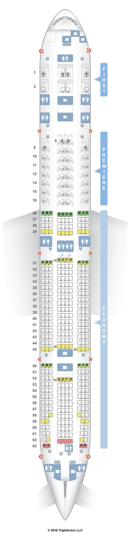 boeing 777 300er jet seating plan 20 best ideas about boeing 777 300 seating on